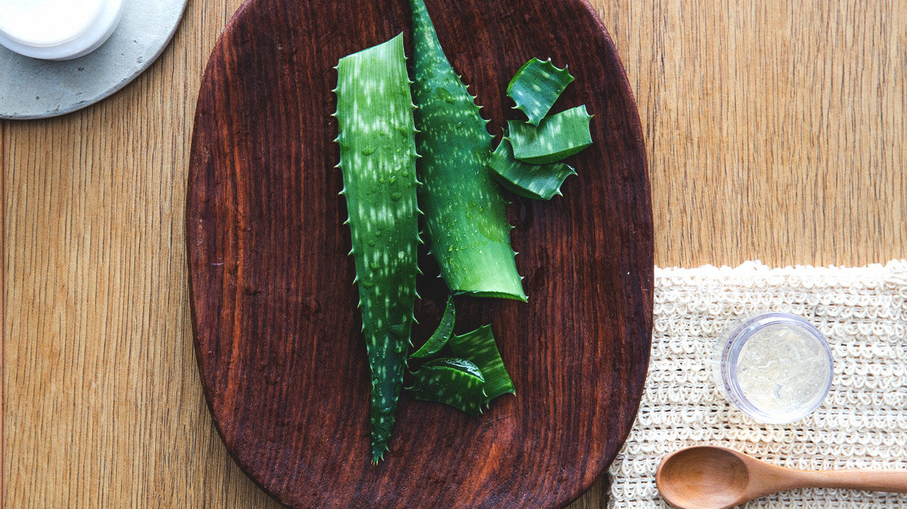 Aloe Vera Supplements Benefits